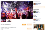 360Alumni screenshot: Run complex, multi-ticket events with custom fields, or simple meetups.  360Alumni lets you empower your community members to create their own events using the complete alumni directory, which gives you visibility into the engagement you've been missing!
