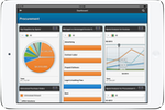 Captura de tela do Workday Financial Management: Workday Financial Management - Mobile