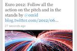 Twitter Software - Twitter mobile app