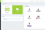 Jolt Fulfillment System screenshot: Jolt Fulfillment System main dashboard