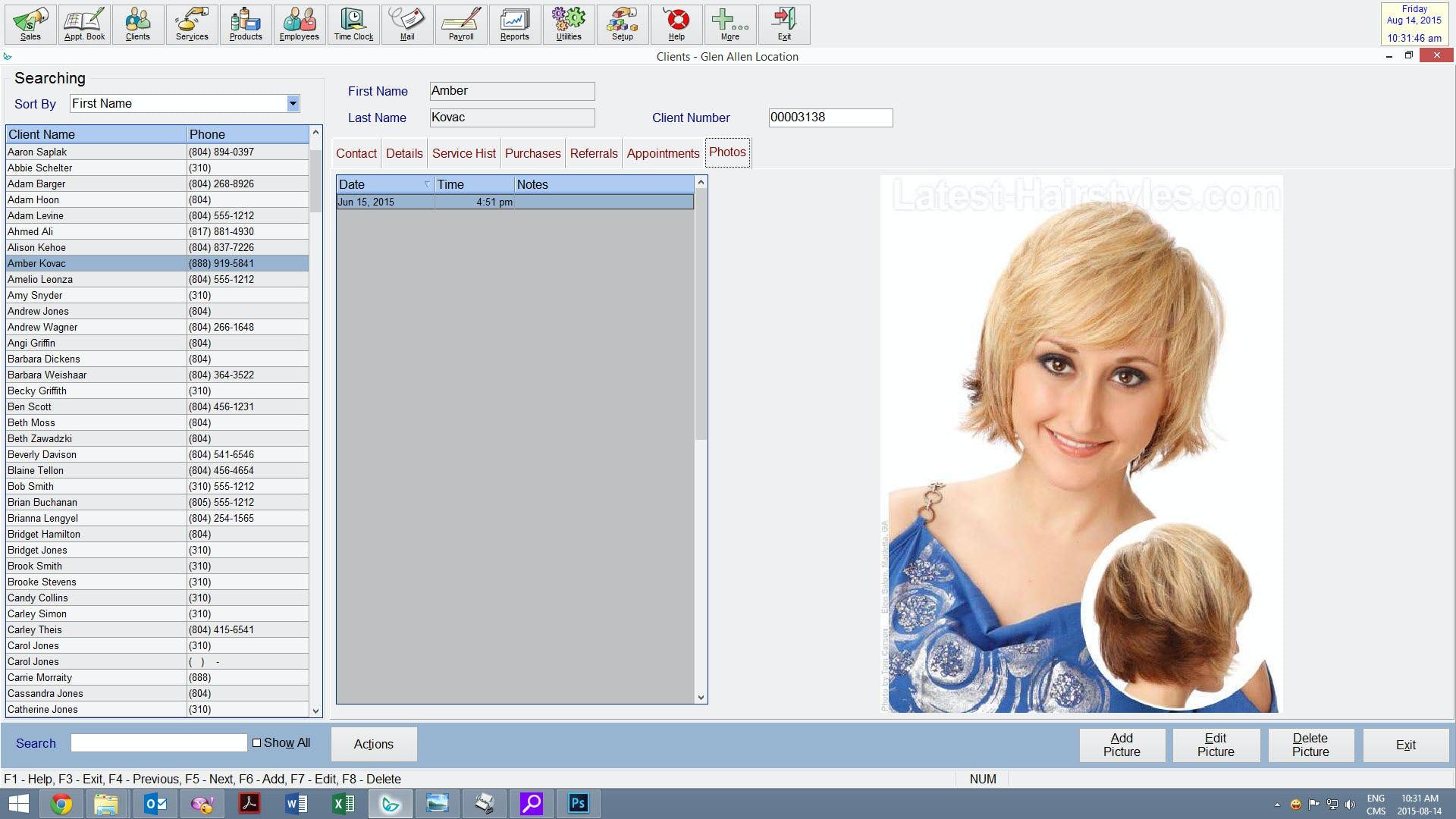 Insight Software - Customer management