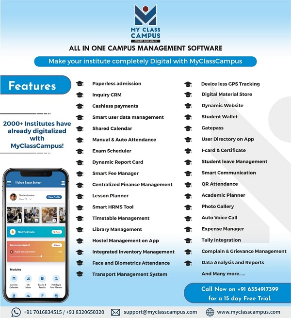 MyClassCampus Software - 1