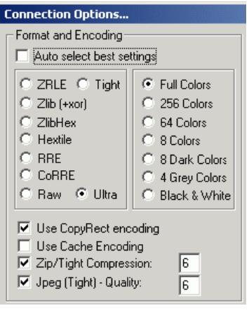 UltraVNC Logiciel - 2