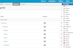 Capture d'écran pour CS-Cart : CS-Cart is multi-language and currency
