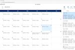 Capture d'écran pour UKG Dimensions : UKG Dimensions calendar