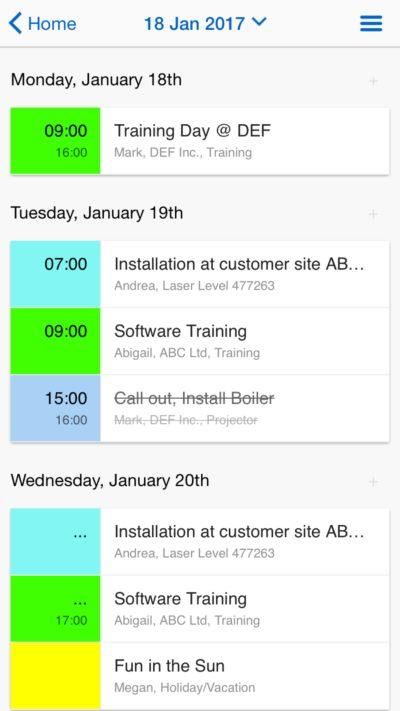 Schedule it Software - 6
