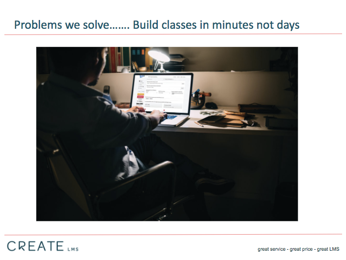 Create eLearning LMS Software - 1
