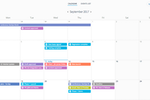 GoodDay screenshot: GoodDay tasks calendar screenshot