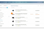 Capture d'écran pour Kloudville : Pricing promotions can be created and managed in Kloudville