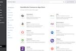 Captura de pantalla de QuickBooks Commerce: