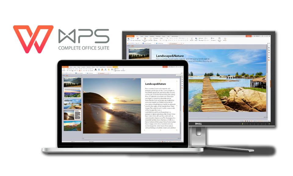 WPS Office Logiciel - 1