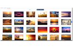 MavSocial screenshot: Add images to your post from a range of hundreds of thousands of free-to-use stock images from the stock image library.