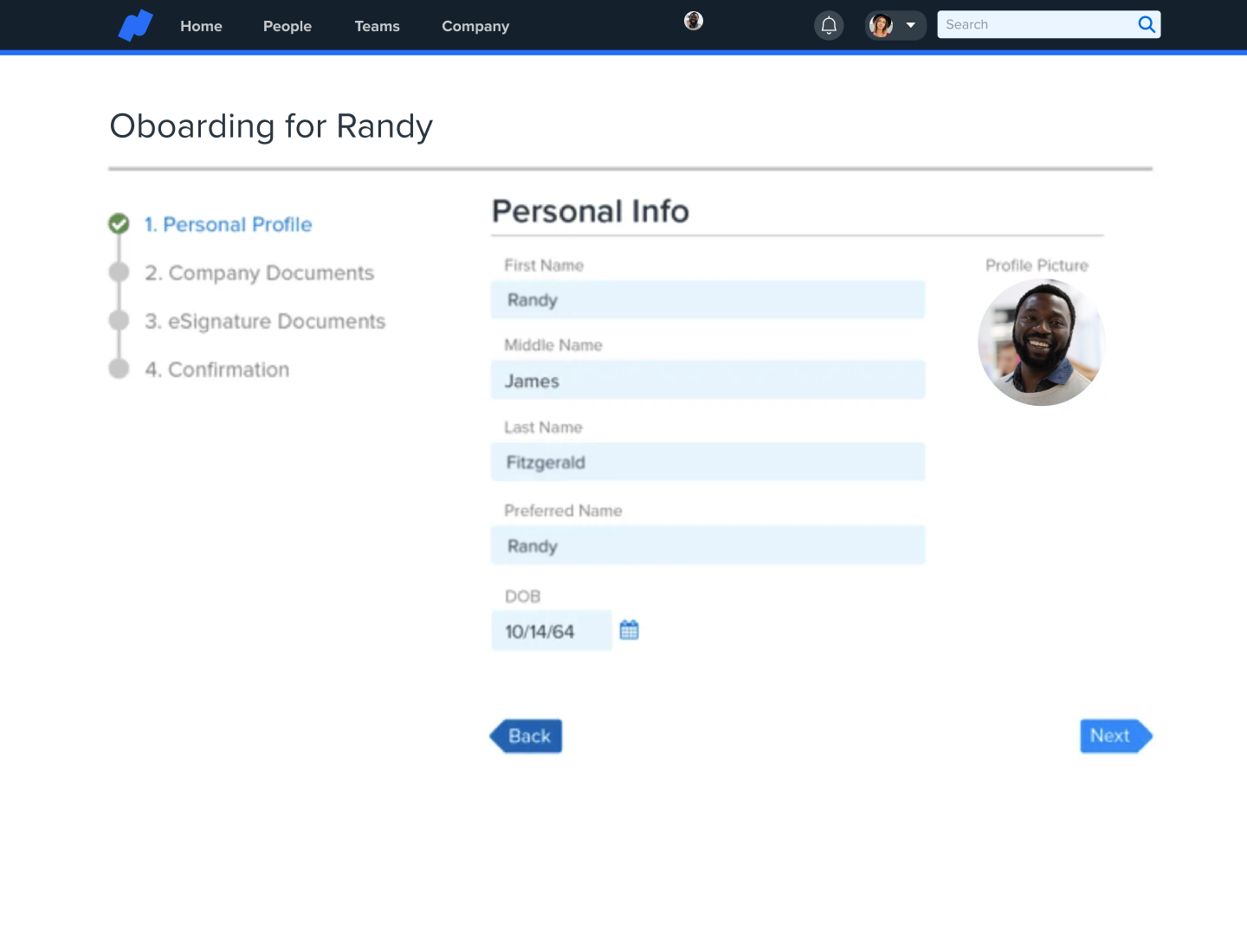 Namely Software - Employee Onboarding: save time and engage new hires before they ever walk in the door with customizable employee onboarding workflows complete with eSignature functionality