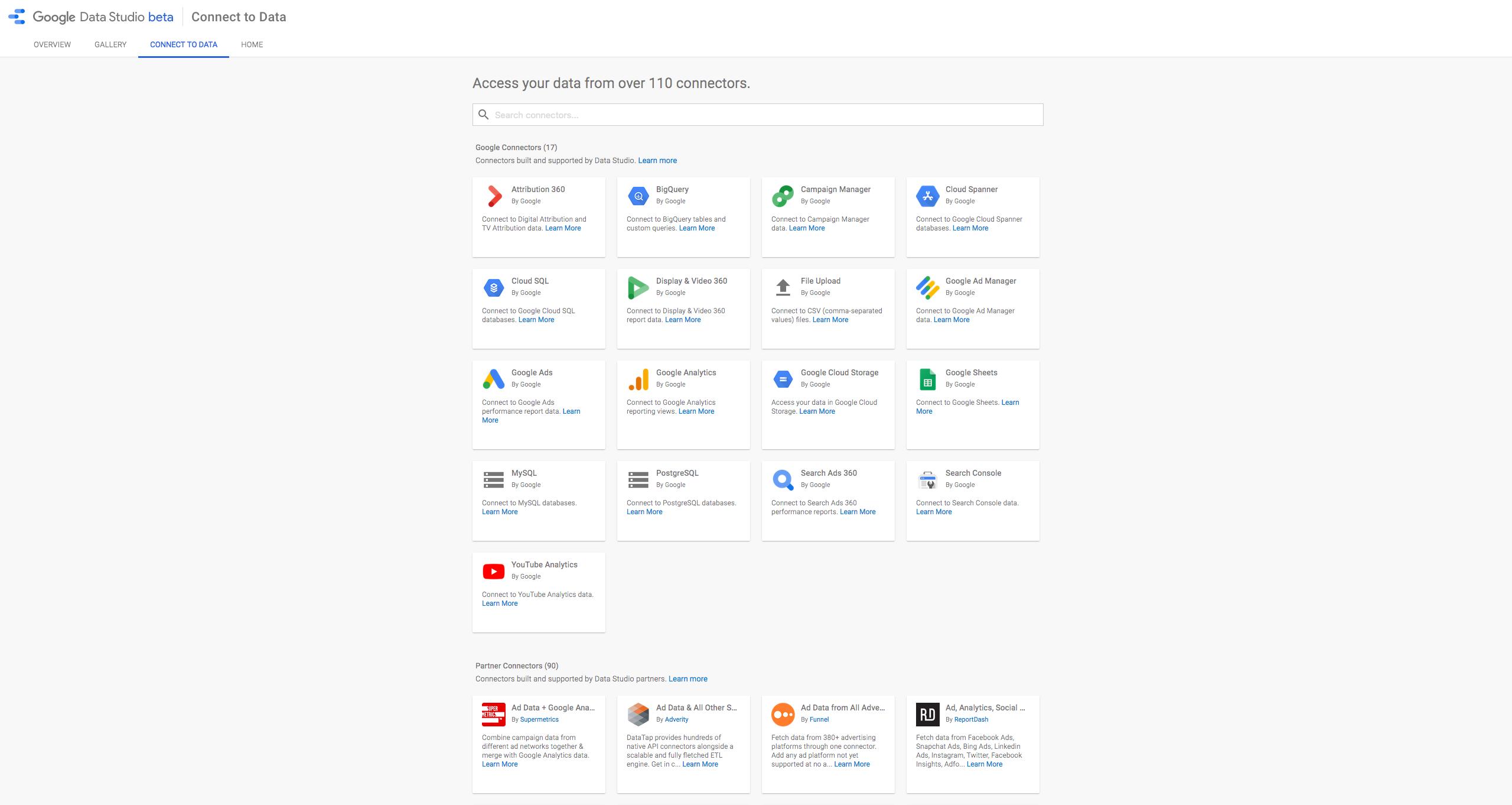 Google Data Studio Logiciel - 3