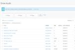 BetterCloud screenshot: Drive Compliance Engine