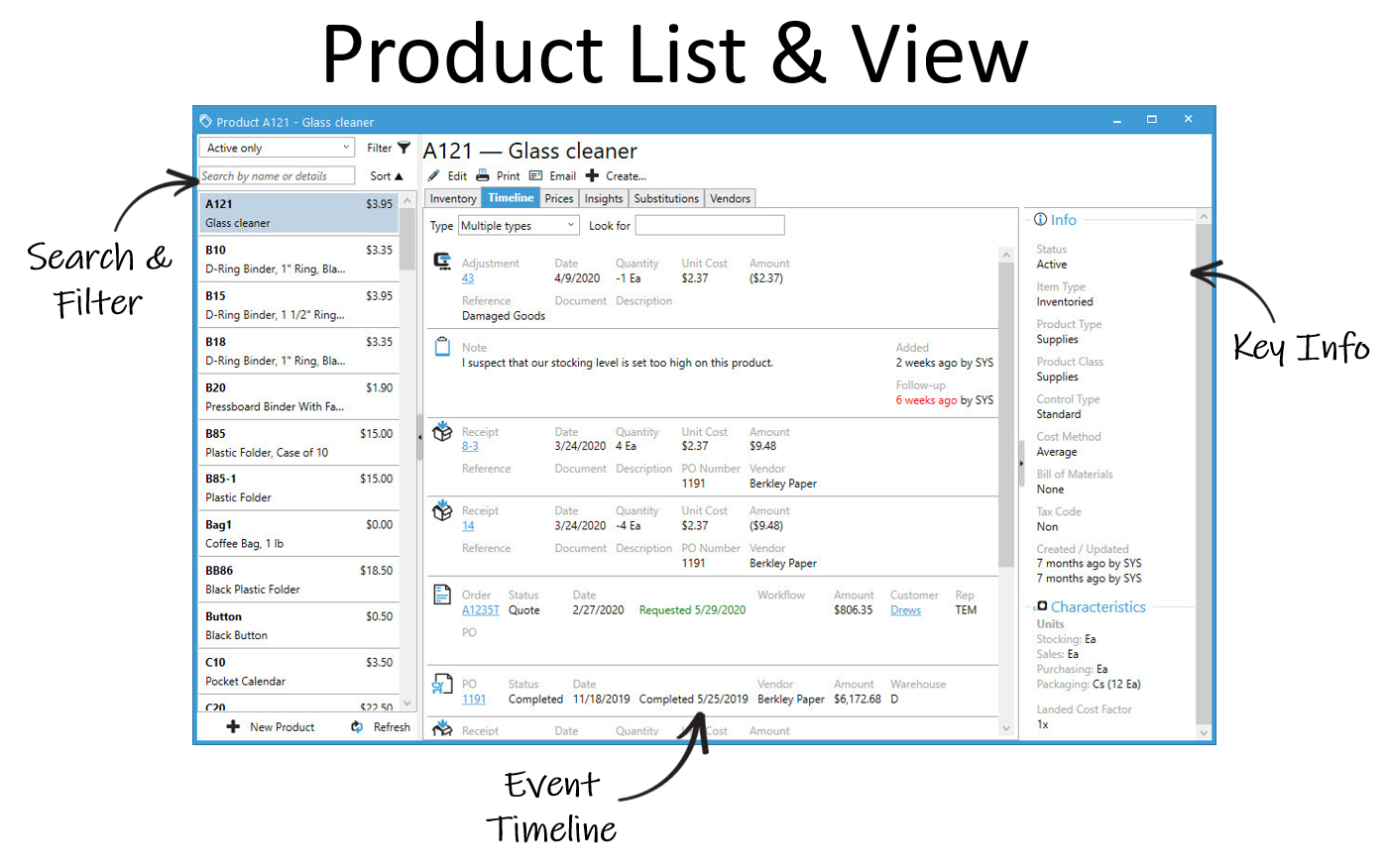 Acctivate Inventory Management Software - 1