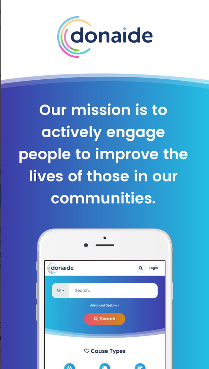 Donaide screenshot