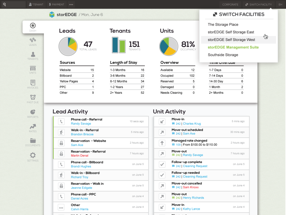 storEDGE Management Software Software - 1