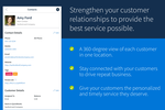 Method CRM screenshot: Strengthen your customer relationships to provide the best service possible.