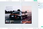Ziflow screenshot: Ziflow compare content