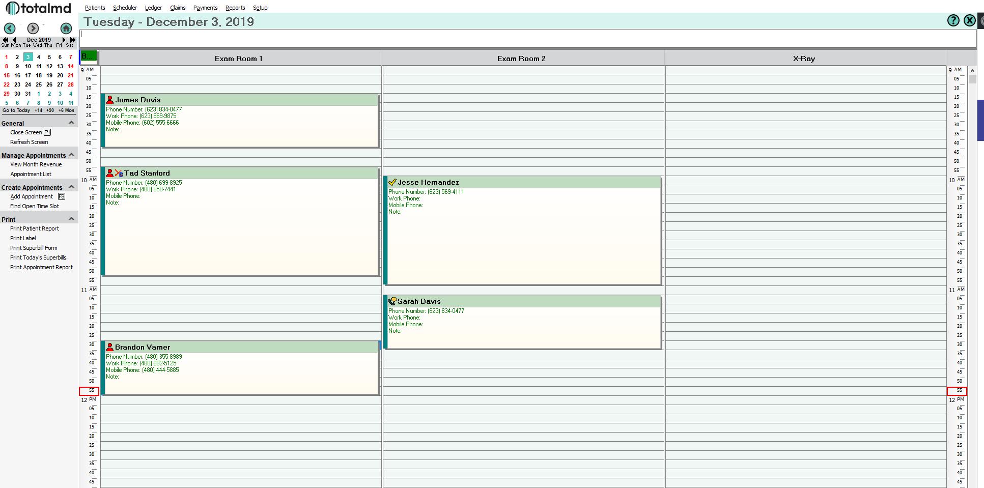 Intuitive Scheduler