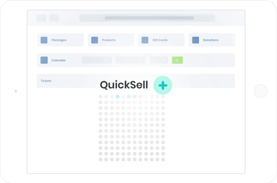 Easily process transactions in a few easy steps with QuickSell+ to decrease wait times at your box office and improve the customer experience.