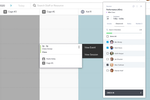 Upper Hand screenshot: Easily check-in clients, manage waitlist, view notes and session details right form the calendar