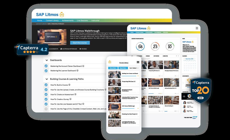 SAP Litmos Software - 1