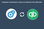 Rerun screenshot: Integrates with QuickBooks Online, QuickBooks Windows, Xero and AccountEdge.