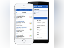 CEIPAL ATS Software - The software enables users to post jobs via a mobile interface