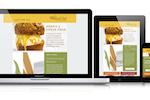 Captura de tela do Enabler: Design responsive marketing emails for desktop, laptop, tablet or mobile