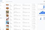 Hopper HQ screenshot: History & analytics