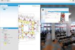 Geomap FMS screenshot: Geomap FMS - 3D Management