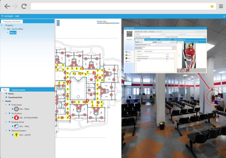 Geomap FMS - 3D Management