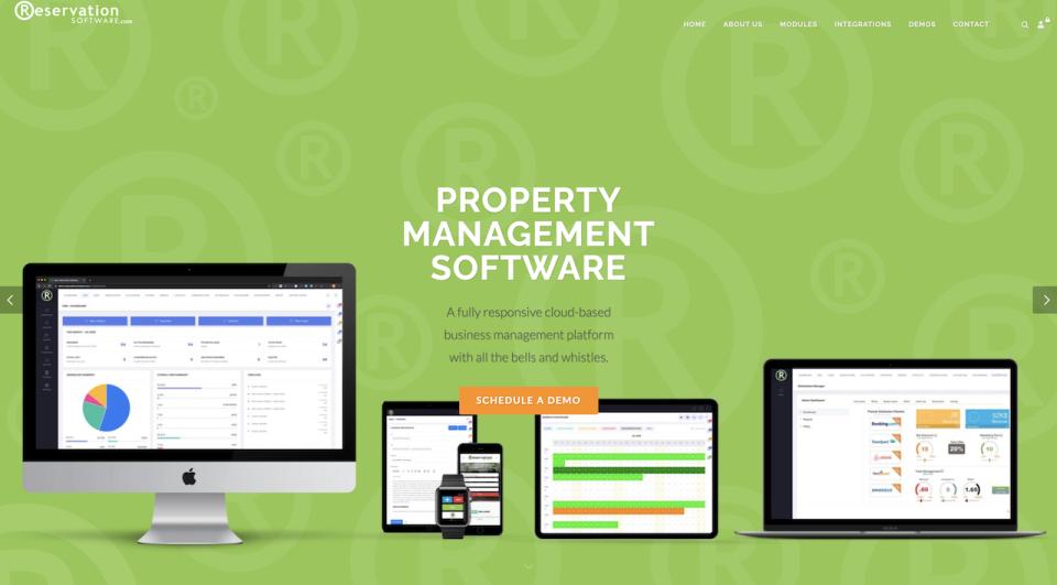 Reservation Software Software - 1