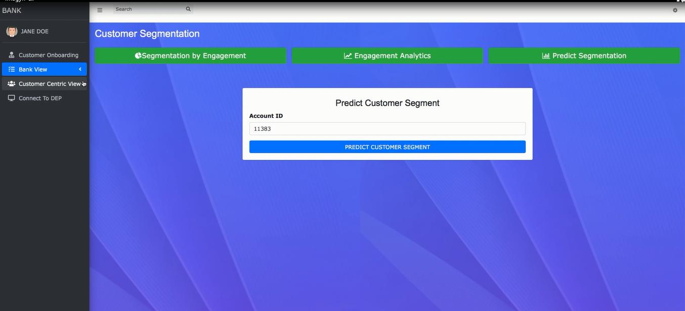 Imagyn.ai customer segmentation