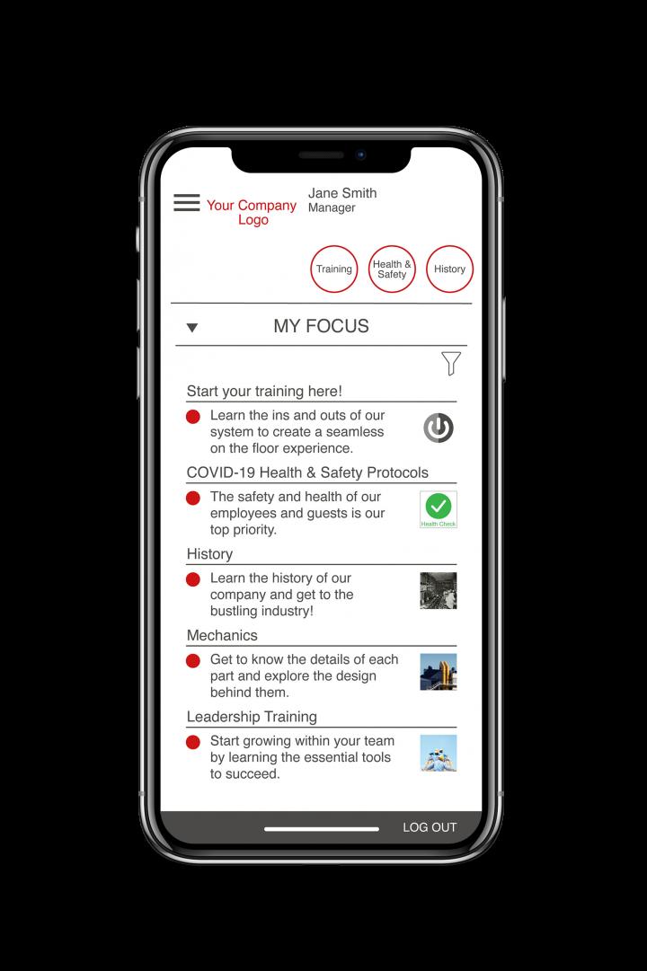 INCITE Software - mobile-first platform
