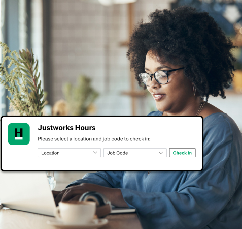 Justworks Hours Software - 2