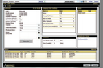 ABC Fitness Solutions screenshot: Inventory management tools allow users to control re-stock levels, loss prevention and rapid re-stock