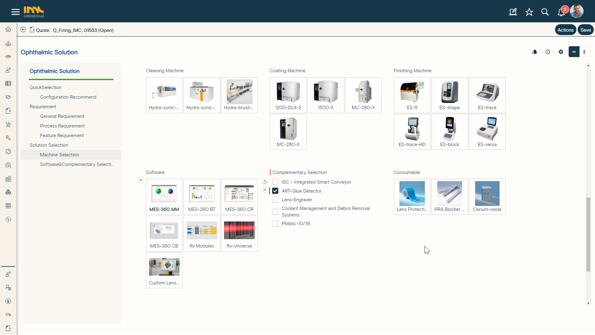 CPQ & Commerce for Manufacturers - Product, Service and Solution Configuration