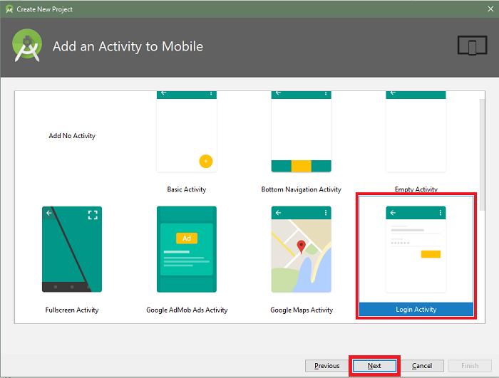 PixelPin adding mobile activity screenshot