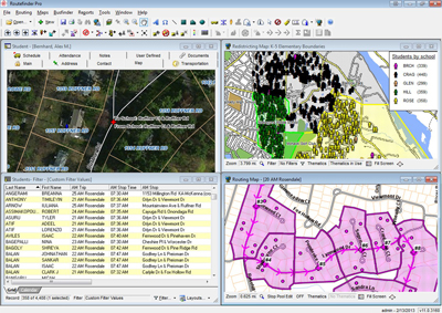Routefinder Pro Software - 2