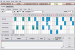 EventPro screenshot: Assign tasks to staff members in EventPro Planner