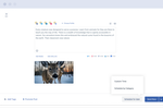 Captura de pantalla de Statusbrew: Compose : Schedule and publish your social media campaigns across major social networks. Using CSV upload, schedule hundreds of posts and images in a single click and save hours worth efforts.