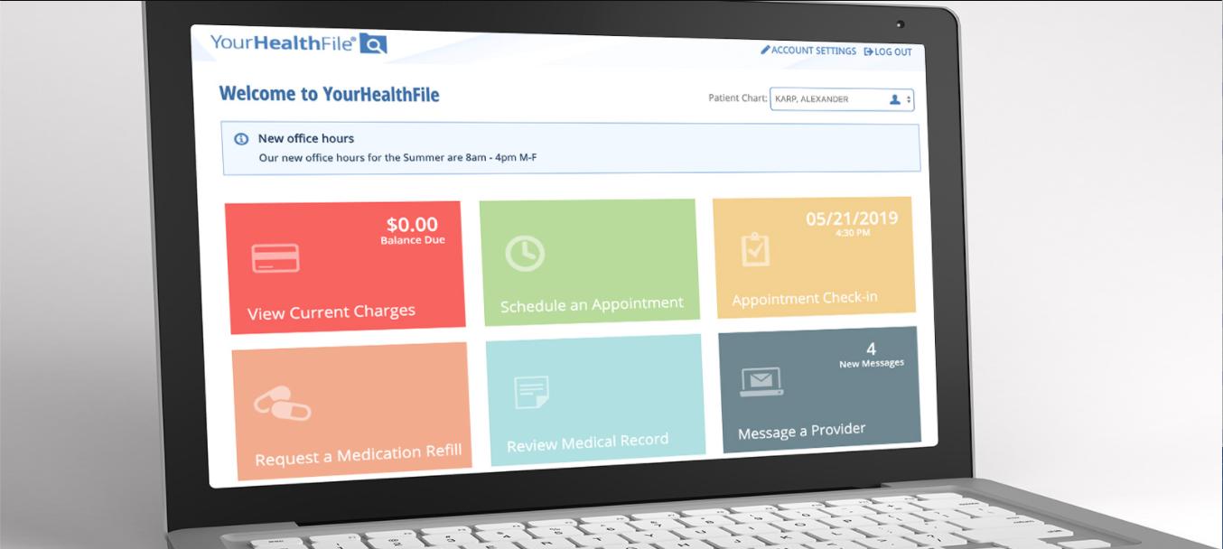NextGen Healthcare Software - 2