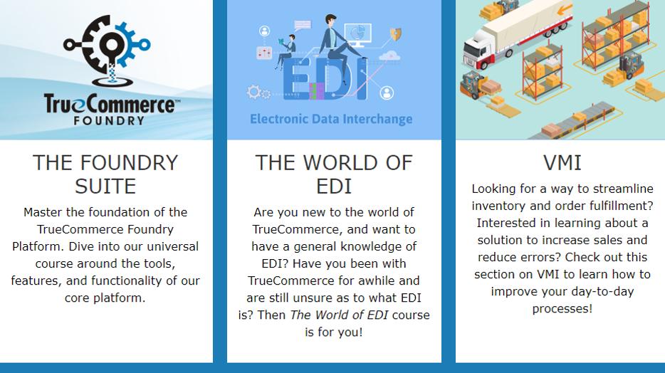 TrueCommerce EDI Solutions Logiciel - 4