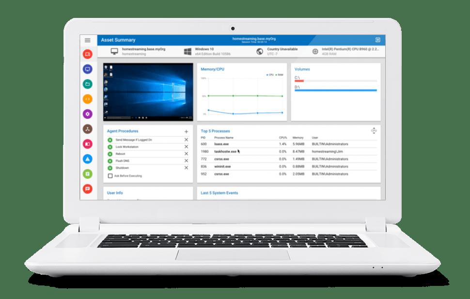 Kaseya VSA Software - 2