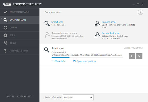 ESET Endpoint Security Software - 1