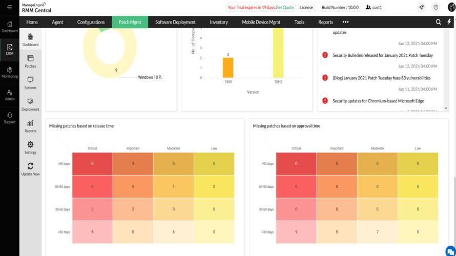 ManageEngine RMM Central Software - 3