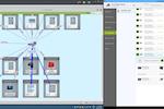 NetCrunch screenshot: Display of NetCrunch's port mapping capabilities